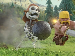 Clash of Clans: Anthem