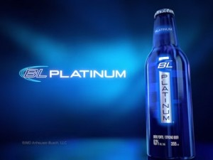 BudLight Platinum – Liquid
