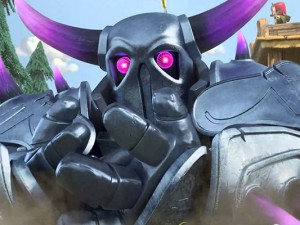 Clash of Clans: Pekka and Goblin
